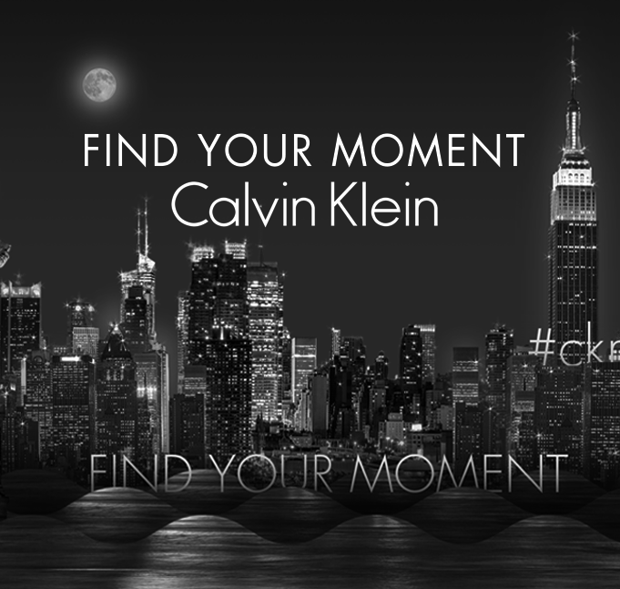 Calvin Klein / Find Your Moment
