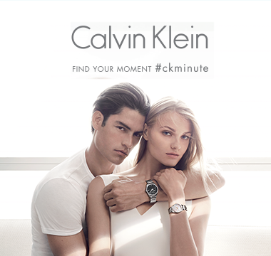Calvin Klein / Just In Time